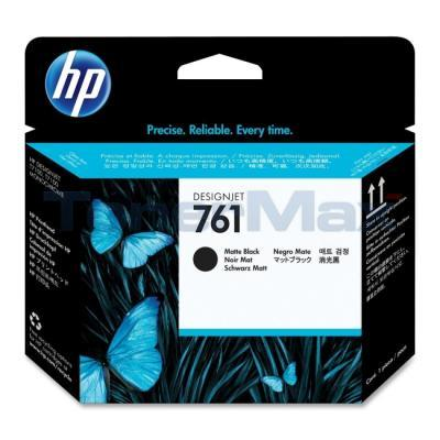 HP NO 761 PRINTHEAD MATTE BLACK